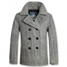 Men jacket Pea Coat