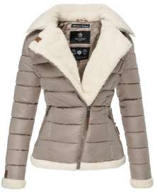 Navahoo ladies jacket Smoothy - Taupe