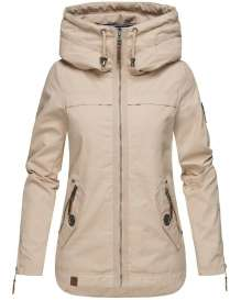 Ladies transition jacket Wekoo - Beige