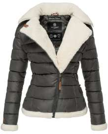 Navahoo ladies jacket Smoothy - Antrazit
