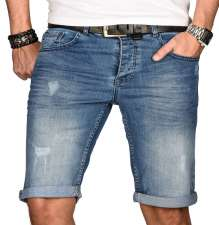 Men Jeans Shorts Cody
