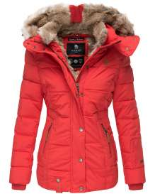 Marikoo ladies Winter jacket Nekoo - Red