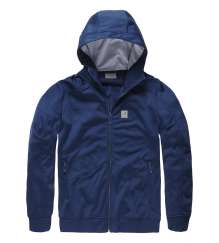 Sweat jacket with hood Boston