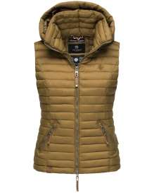 Ladies Vest Navahoo Shadaa - Cinnamon