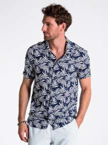 Men's short sleve shirt K480