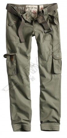 LADIES PREMIUM CargoTROUSERS SLIMMY