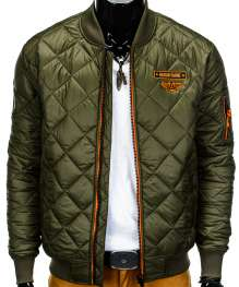Men step jacket Ombre C317
