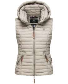 Ladies Vest Navahoo Shadaa - Light Grey