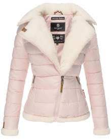 Navahoo ladies jacket Smoothy - Rosa