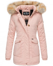 Navahoo ladies Winter jacket Schneeengel - Rosa