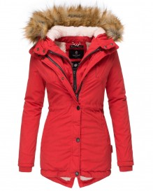 Marikoo ladies Winter jacket Akira - Red