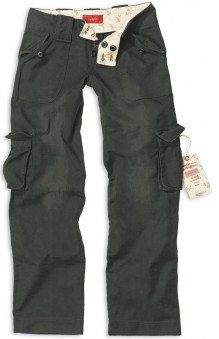 Ladies cargo army Trousers