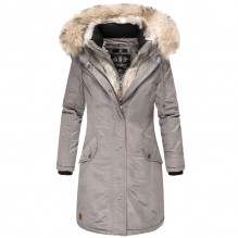 Premium ladies winter parka Daylight - Grey