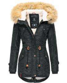 Navahoo girls Winter jacket La Viva - Antrazit