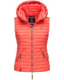 Ladies Vest Navahoo Shadaa - Coral