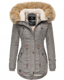 Navahoo girls Winter jacket La Viva - Grey