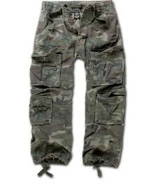 Men army Cargo Pants Pure Vintage