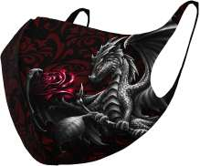 Face Mask DRAGON ROSE