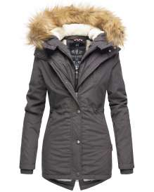 Marikoo ladies Winter jacket Akira - Antrazit