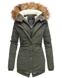 Marikoo ladies Winter jacket Akira - Olive