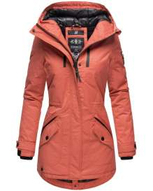 Ladies jacket Navahoo Avrille - Coral