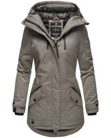 Ladies jacket Navahoo Avrille - Grey
