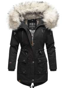 Navahoo Ladies Winter Parka Honigfee