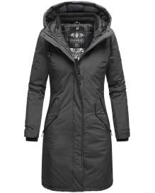 Navahoo Ladies Winter Parka Letiziaa - Antrazit