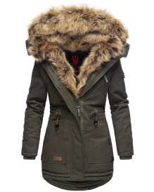 Navahoo ladies winter parka Dilara - Green