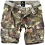 JET LAG Cargo Shorts SO16-18 - Tropical Camo