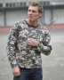 Camo Shirt With Long Sleeves - At-Digital